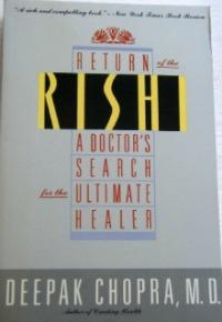 Return of the Rishi Book Cover